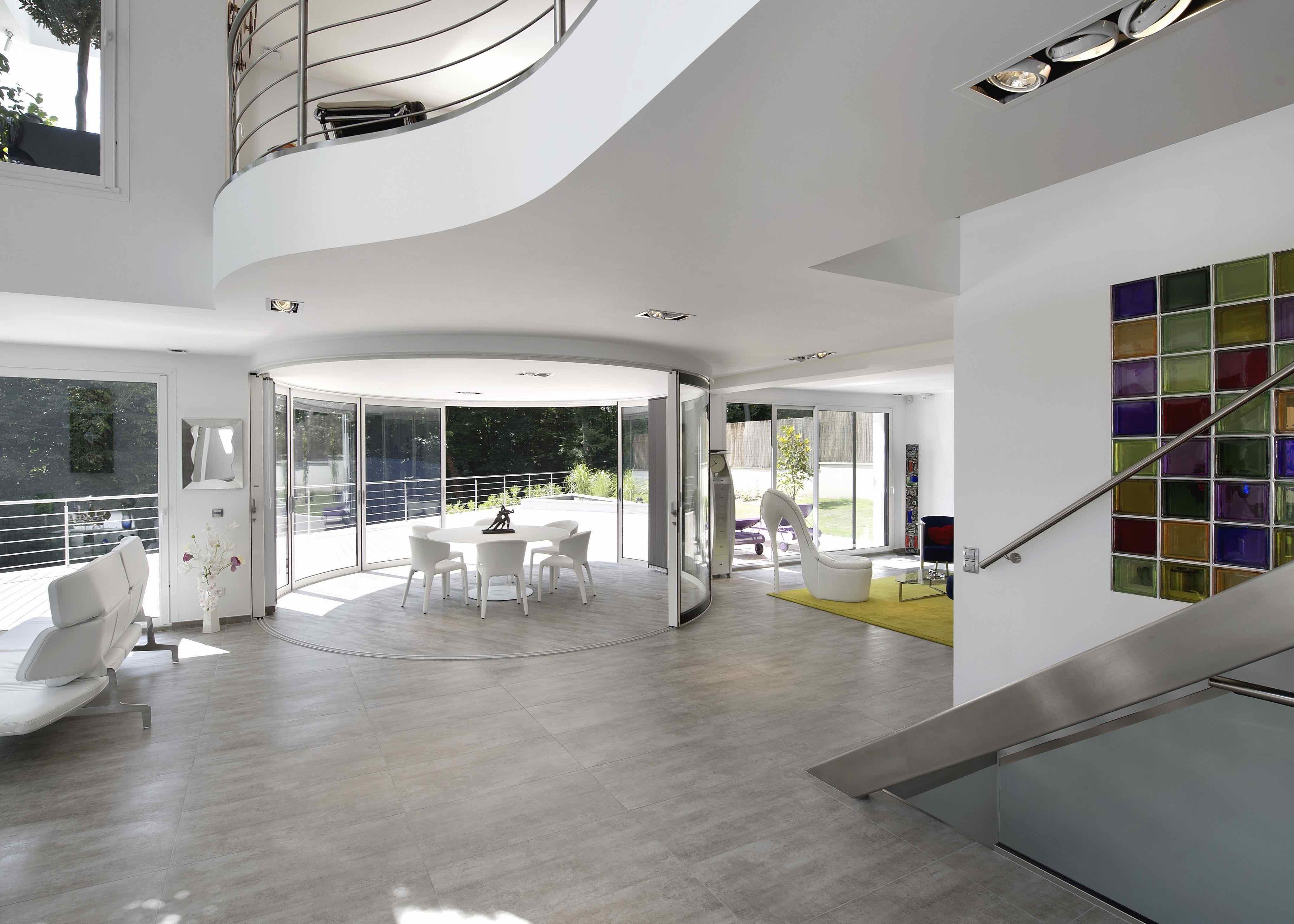 architect p giorgi 39 s house lumicene. Black Bedroom Furniture Sets. Home Design Ideas