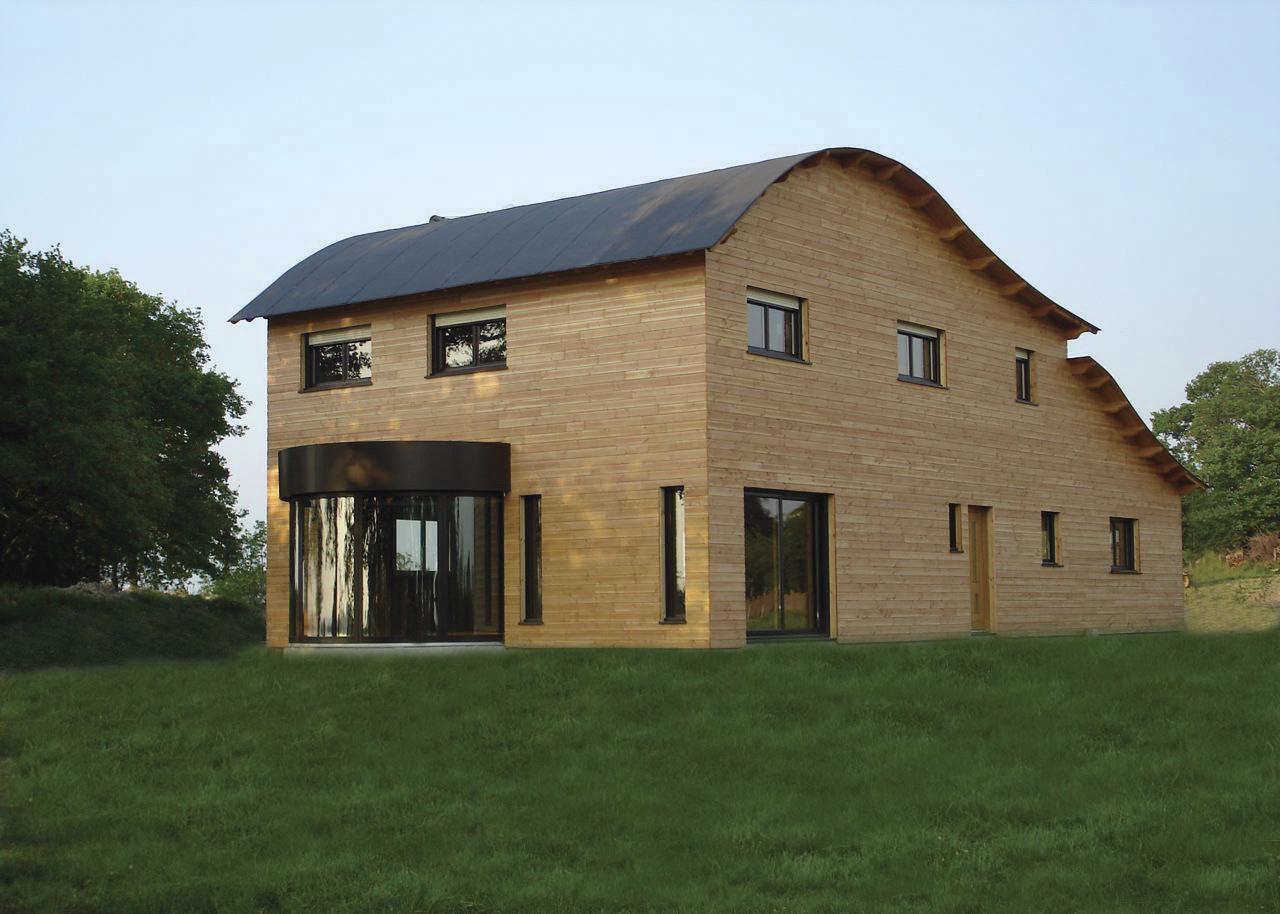 lumicène_bow window_véranda_bio climatique_maison bois1
